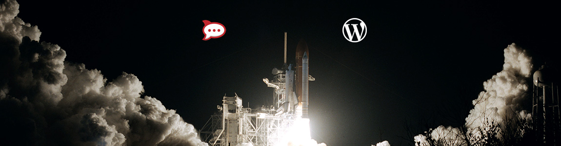 rocket.chat wordpress