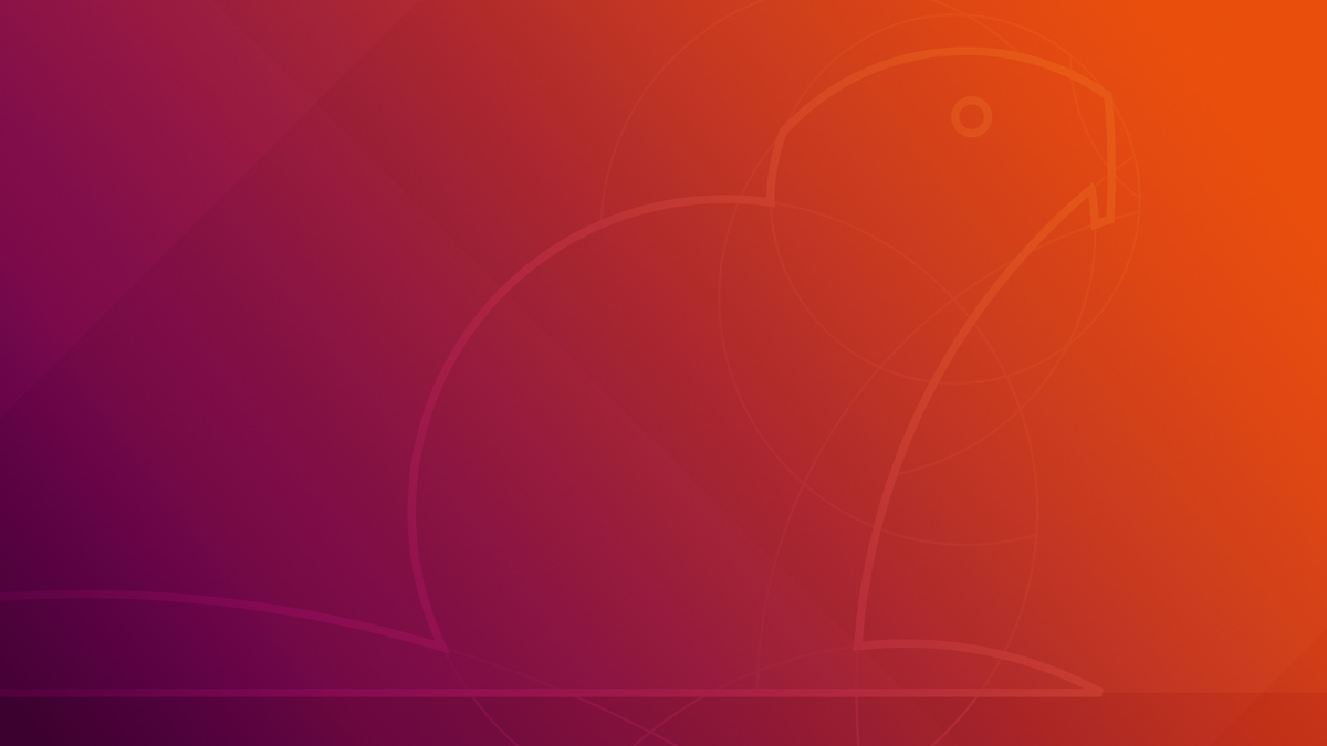 Ubuntu 18.04 wallpaper