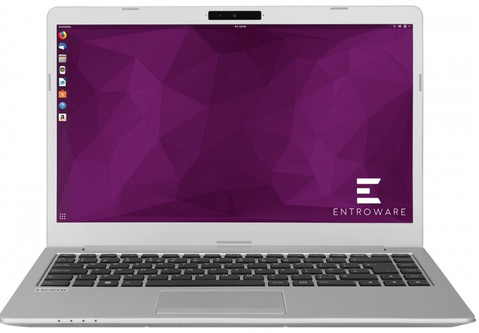entroware apollo laptop