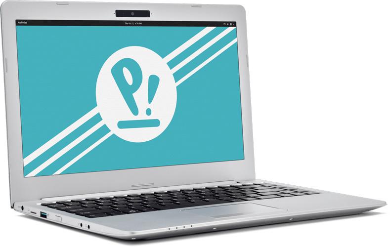 galago pro linux laptop