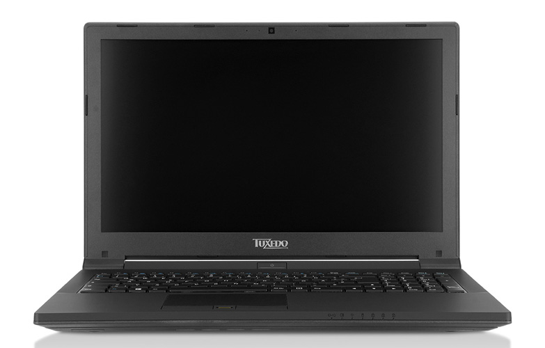 tuxedobook linux laptop