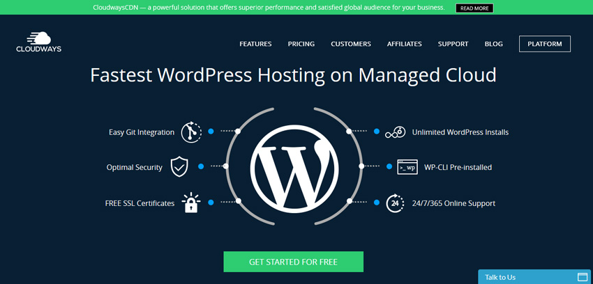 cloudways wordpress