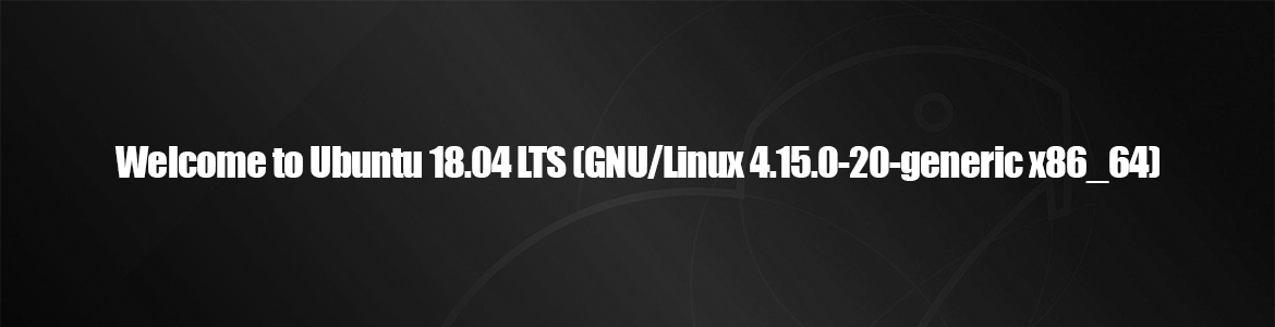 upgrade server to ubuntu 18.04