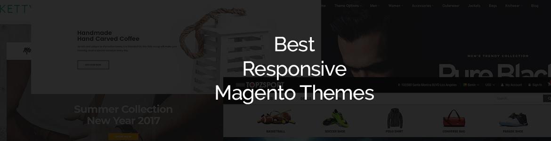 best responsive magento themes