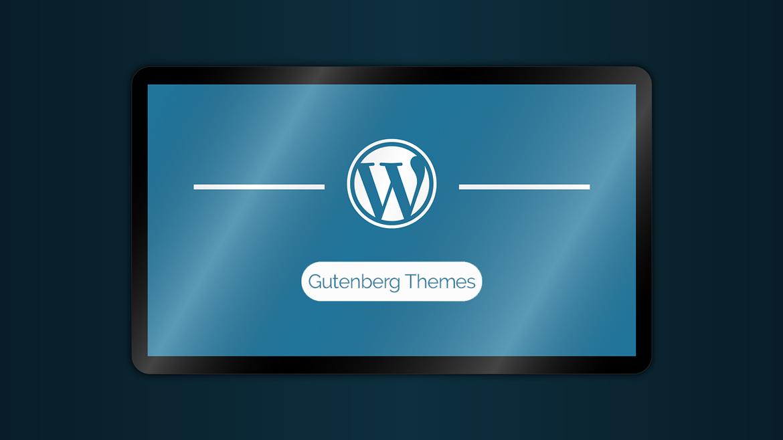 gutenberg themes