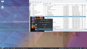 Kubuntu - ALT + TAB 4