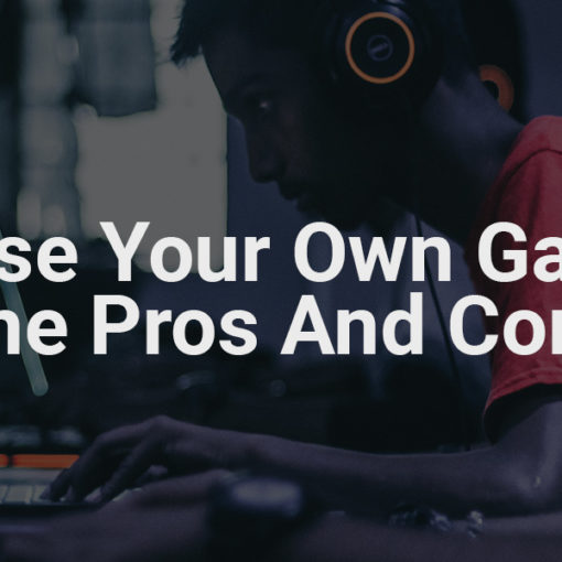 Should you use your own gaming server? pros and cons