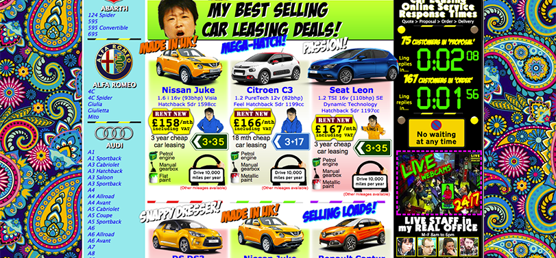 Ling's Cars