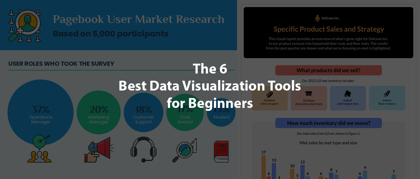 The 6 Best Data Visualization Tools for Beginners
